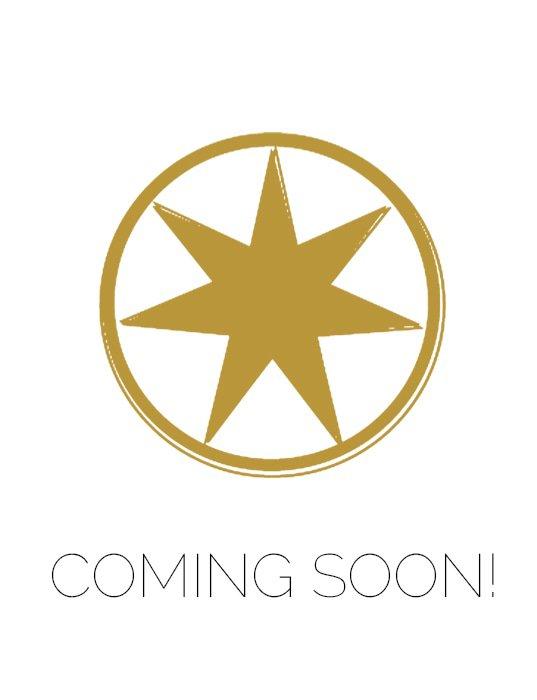#BALLIN - Logo Tee Wit/ Zilver - dameskleding