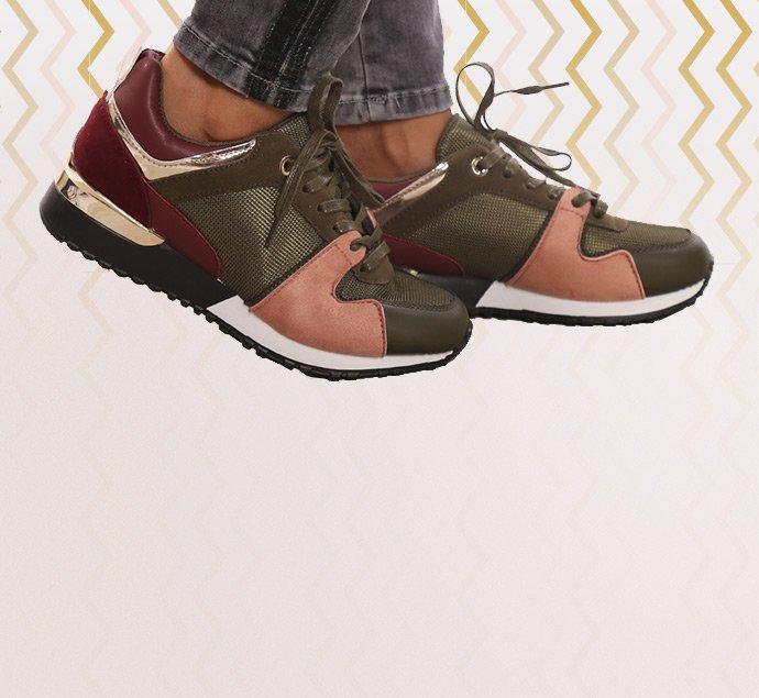 Super... sneakers
